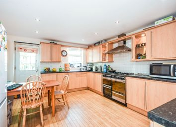 Thumbnail 4 bedroom end terrace house for sale in Cuthbert Close, Thetford