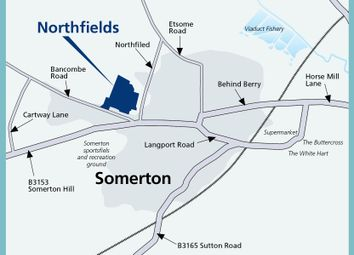 "Thumbnail 1 bed property for sale in ""Type - X305"" at Somerton Business Park, Bancombe Road, Somerton"