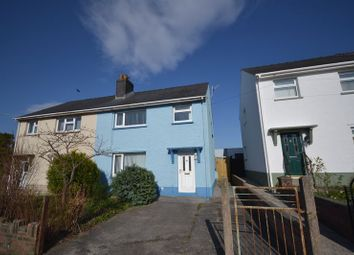 Thumbnail 3 bed semi-detached house to rent in Dynevor Avenue, Llandeilo