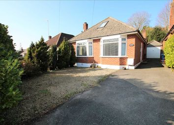3 bed bungalow for sale in Alder Road, Parkstone, Poole BH12