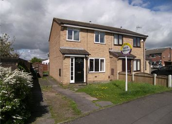 Thumbnail 3 bed semi-detached house to rent in Zetland Crescent, Stenson Fields, Derby