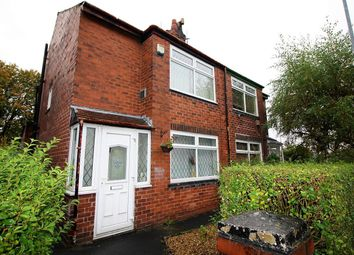 Thumbnail 2 bed semi-detached house for sale in Highfield Road, Prestwich, Manchester