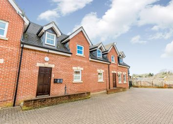 Thumbnail 2 bed flat for sale in Station Terrace, Buckingham