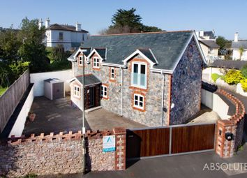 Thumbnail 4 bed detached house for sale in Kents Road, Torquay