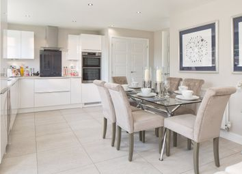 "Thumbnail 4 bed detached house for sale in ""Chesham"" at Gilhespy Way, Westbury"