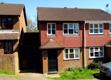 Thumbnail 2 bed semi-detached house to rent in Lime Way, Heathfield