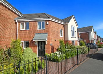 Thumbnail 3 bed semi-detached house for sale in Cross Street, Weston Heights, Stoke-On-Trent
