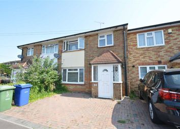3 bed terraced house to rent in Nevell Road, Chadwell St Mary, Essex RM16