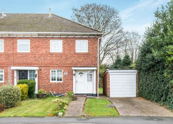 Thumbnail 3 bedroom end terrace house for sale in Balaclava Road, Southampton