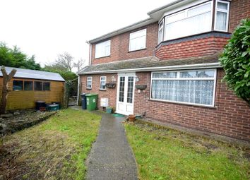Thumbnail 3 bedroom end terrace house to rent in Spencer Avenue, Cheshunt, Waltham Cross