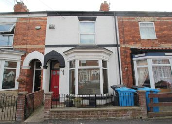 Thumbnail 3 bed terraced house to rent in Belvoir Street, Hull