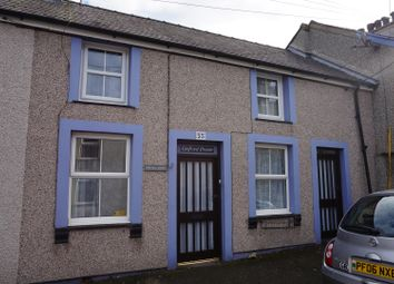 Thumbnail 2 bed terraced house for sale in Bethesda Street, Amlwch