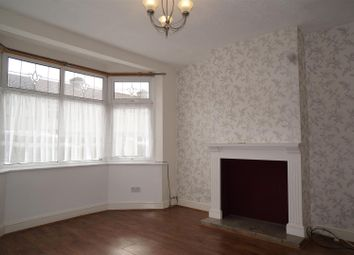 Thumbnail 3 bed terraced house to rent in Brian Road, Chadwell Heath, Romford
