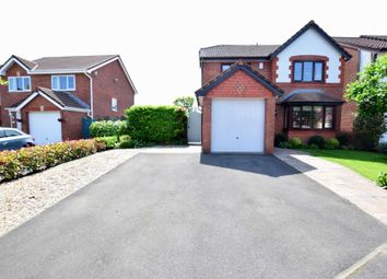 Thumbnail 4 bedroom detached house for sale in Hastings Avenue, Warton, Preston
