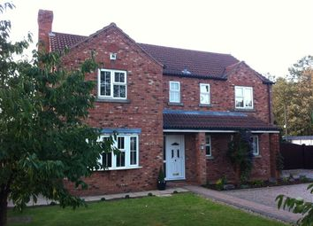 Thumbnail 4 bed detached house to rent in Station Street, Donington, Spalding