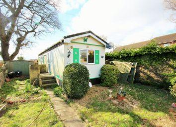Thumbnail 1 bed mobile/park home for sale in Limekiln Lane Estate, Limekiln Lane, Holbury, Southampton