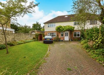 Thumbnail 5 bedroom semi-detached house for sale in High Street, Great Linford, Milton Keynes