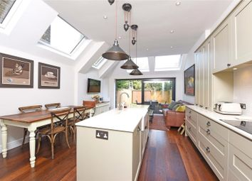 Thumbnail 5 bed terraced house for sale in Elborough Street, Southfields, London