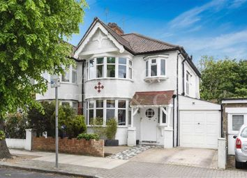Thumbnail 3 bed semi-detached house for sale in Sherrick Green Road, Dollis Hill
