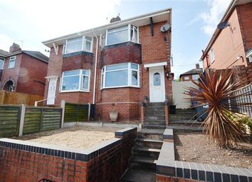 Thumbnail 2 bed semi-detached house for sale in Hunters Way, Penkhull, Stoke-On-Trent