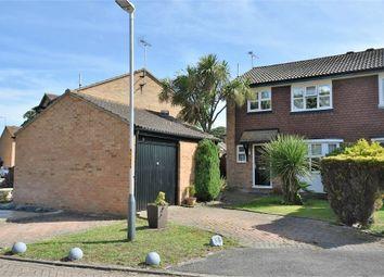 Thumbnail 3 bed semi-detached house for sale in Barrington Crescent, Birchington, Kent