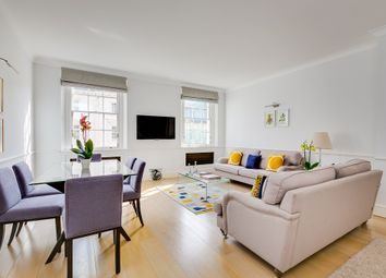 Thumbnail 2 bed flat to rent in West Eaton Place, London