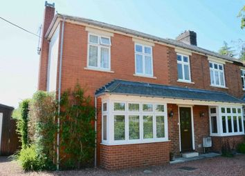 Thumbnail 4 bed semi-detached house for sale in Hepscott, Morpeth