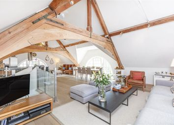 Thumbnail 3 bed flat for sale in Craven Gardens, London