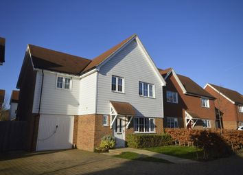 Thumbnail 4 bedroom detached house to rent in Manley Boulevard, Snodland
