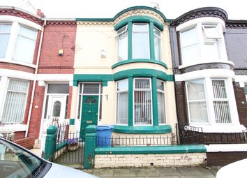 Thumbnail 3 bedroom terraced house for sale in Auburn Road, Tuebrook, Liverpool