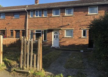 Thumbnail 3 bed terraced house for sale in Fenwick Drive, Wrexham