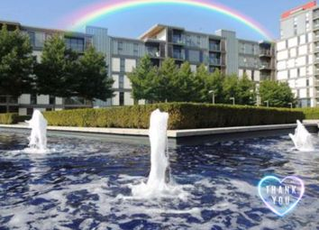 Thumbnail 1 bed flat for sale in Sapphire House, Milton Keynes
