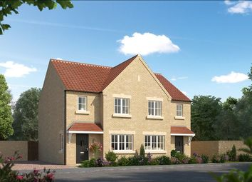 Thumbnail 3 bed semi-detached house for sale in Wellington Grange, Yapham Road, Pocklington