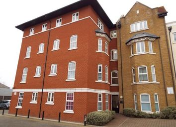 Thumbnail 2 bed flat for sale in Roche Close, Rochford, Essex