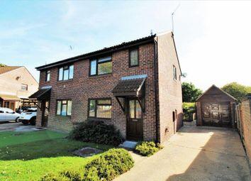 Thumbnail Semi-detached house for sale in Carnoustie Drive, Lowestoft