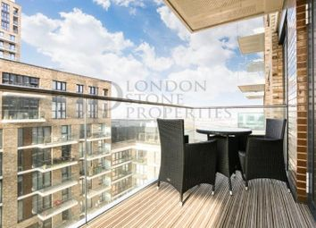 Thumbnail 2 bed flat to rent in Duncombe House, Royal Arsenal Riverside