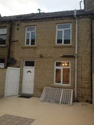 Thumbnail 2 bed terraced house to rent in Moorbottom Road, Thornton Lodge, Huddersfield