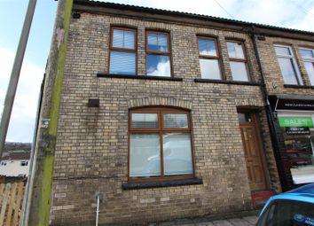 3 bed semi-detached house for sale in High Street, Fleur De Lis, Blackwood NP12