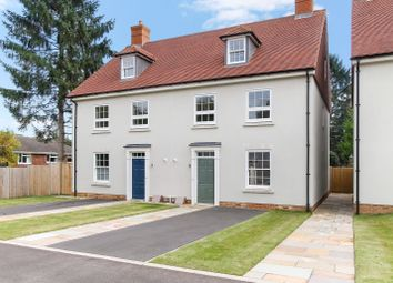 Thumbnail 4 bedroom semi-detached house for sale in Milford, Godalming, Surrey