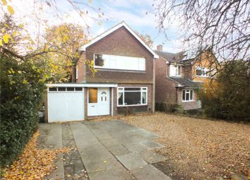 Thumbnail 3 bed detached house for sale in The Verne, Church Crookham, Fleet