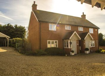 Thumbnail 2 bed semi-detached house for sale in Nolay Close, Ewelme