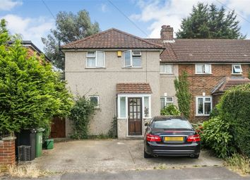 Thumbnail 3 bed end terrace house for sale in Hogsmill Way, Epsom, Surrey