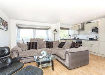 Thumbnail 2 bedroom flat for sale in Carlton Close, Upminster
