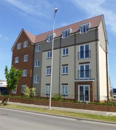Thumbnail 2 bedroom flat to rent in Tainter Close, Edison Place, Rugby, Warks
