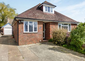 Thumbnail 3 bedroom bungalow for sale in Coppards Close, Wivelsfield Green, Haywards Heath