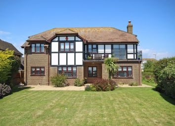 Thumbnail 5 bed detached house for sale in Marine Drive, Barton On Sea, New Milton