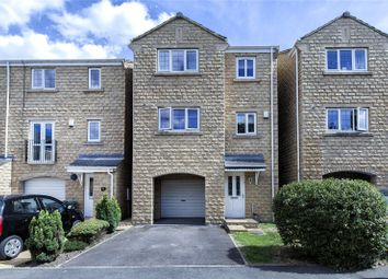 Thumbnail 4 bed detached house for sale in Old Station Court, Heckmondwike, West Yorkshire