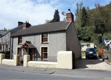 Thumbnail 2 bed cottage for sale in Berw Road, Pontypridd