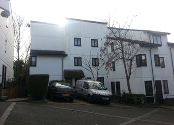 Thumbnail 1 bed maisonette to rent in Francis Barber Close, London