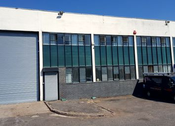 Thumbnail Industrial to let in Unit K, Abbey Wharf Industrial Estate, Kingsbridge Road, Barking, Essex